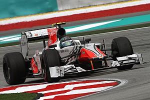 Formula 1 HRT to establish British office - reports