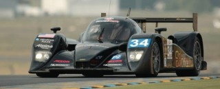 ALMS ALMS Teams and Drivers Le Mans Test Report