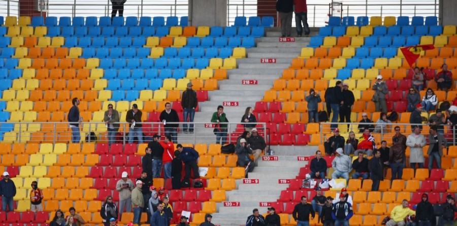 Turkey ticket prices too high - Webber