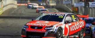 Supercars Series Friday report