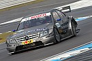 Mercedes qualifying report