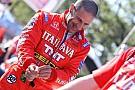 KV Racing qualifying report