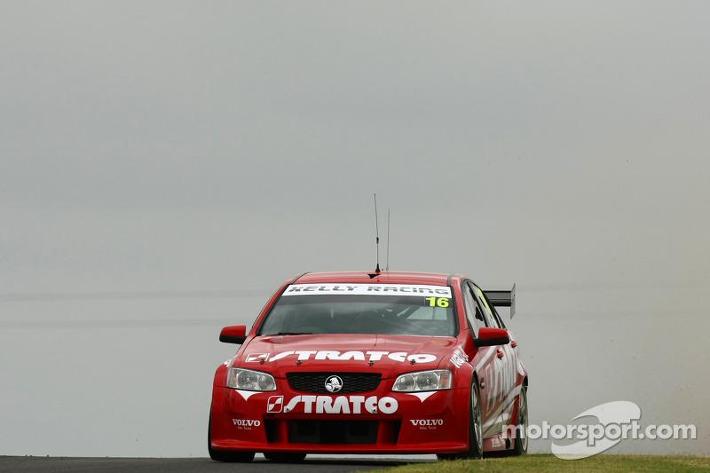 Kelly Racing Sunday report