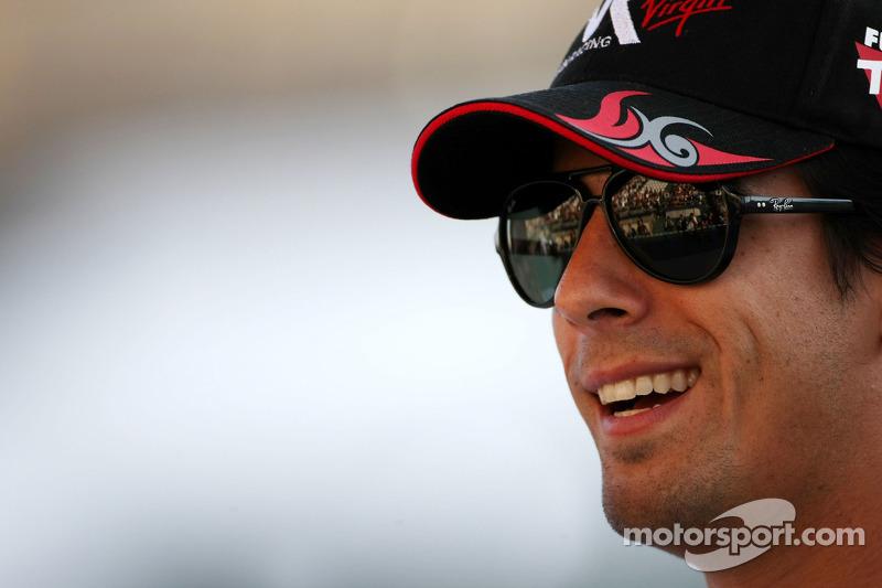 Di Grassi completes Barcelona tyre test for Pirelli
