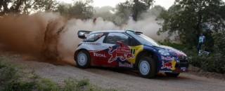 WRC Loeb Plows Through For Early Rally d'Italia Sardegna Lead