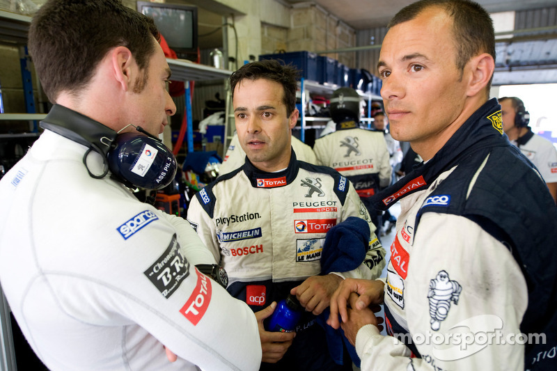 Peugeot Spa qualifying report