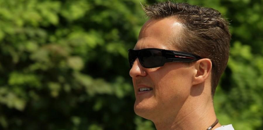 Schumacher undecided on future beyond 2012