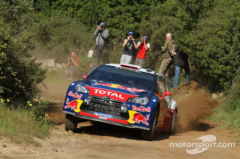WRC Rally Italia Sardegna Leg 2 Summary