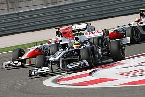 Formula 1 Turkish GP Williams Race Report