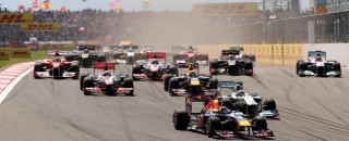 General Turkish delight for drivers and spectators
