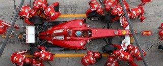 Formula 1 Pitstop frenzy 'too much' in 2011 - Domenicali