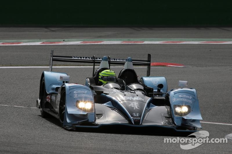Honda Perforamnce Development Spa Race Report