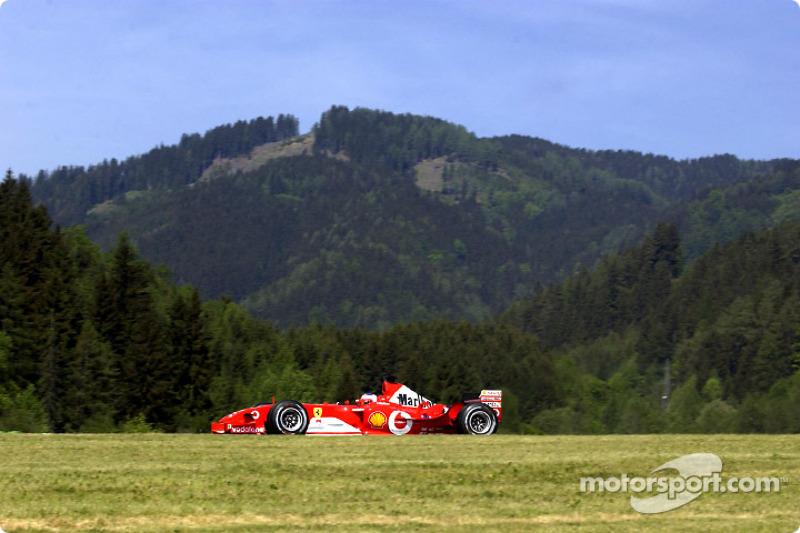 Mateschitz insists F1 return for Austria unlikely