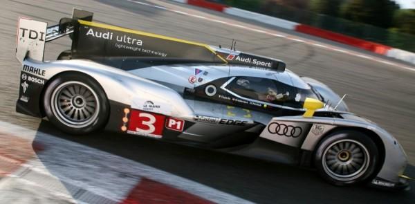 Audi Le Mans pre-event notes on efficient aerodynamics