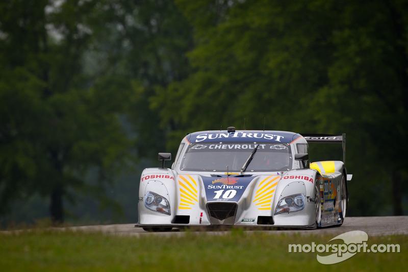 SunTrust Racing VIR qualifying report
