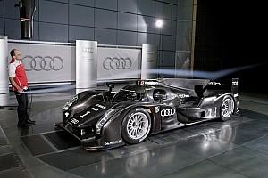 Le Mans Audi Develops New R18 Aero Package
