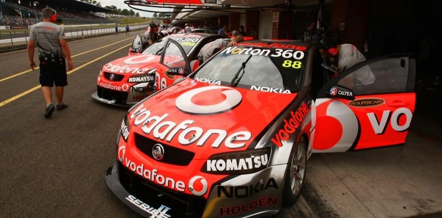 TeamVodafone Has High Hopes for Winton Event