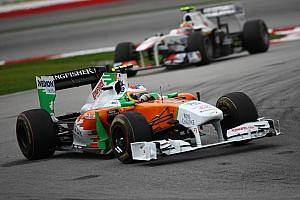 Formula 1 Sutil wants 'amicable' solution to Lux affair