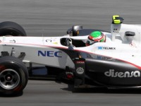 Sauber Spanish GP Friday Practice Report