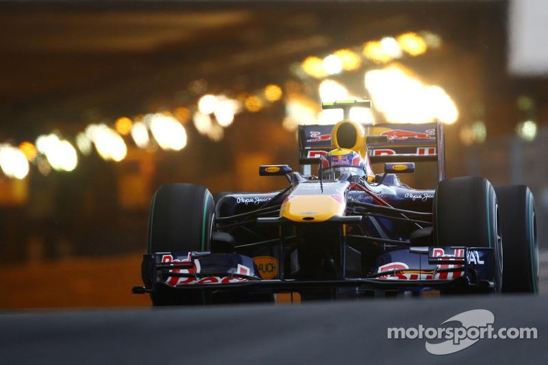 FIA bans DRS for Monaco tunnel and Eau Rouge
