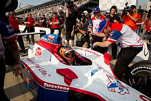 IndyCar Dale Coyne Racing Indy 500 Bump Day Report