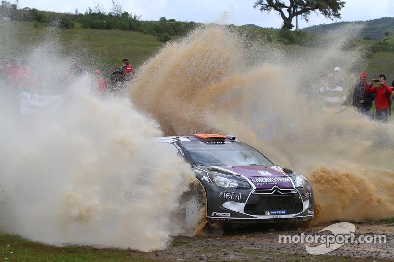 Van Merksteijn Motorsport Rally Argentina Leg 1 Summary