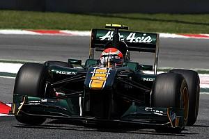 Formula 1 Team Lotus needs name tweak for 2012 - Ecclestone