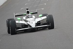 IndyCar Sam Schmidt Motorsports Indy 500 Carb Day Report
