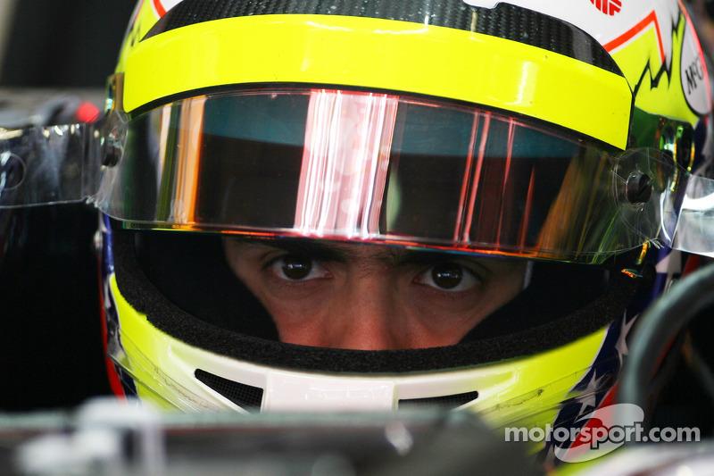Williams Monaco GP Race Report