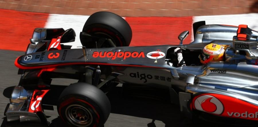 McLaren Monaco GP Race Report