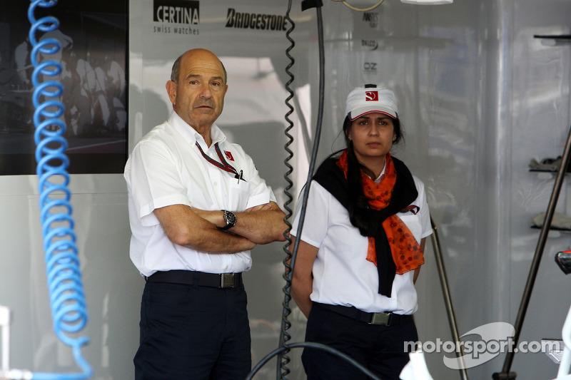 Sauber secret is 'full steam' for 2011 - report