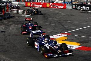 FIA F2 Rodolfo Gonzalez Monaco Event Summary