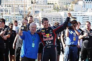 Formula 1 Meteoric Vettel racing to title - Wurz