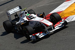 Formula 1 Perez return 'up to FIA doctors' - Sauber