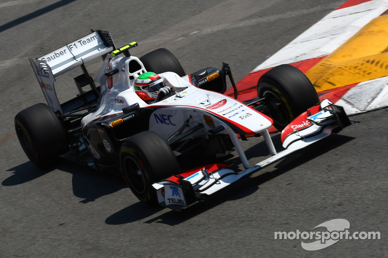 Perez return 'up to FIA doctors' - Sauber
