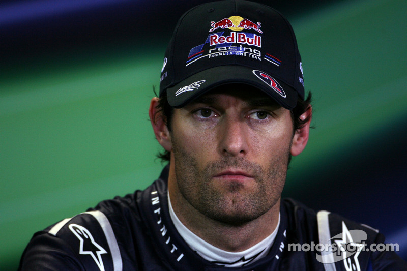 Mark Webber Not Happy With Bahrain Decision