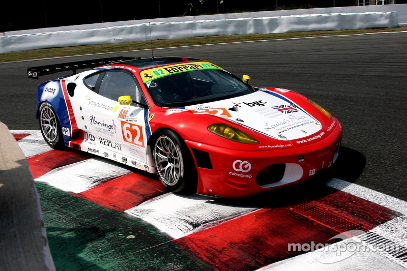 CRS Racing Drivers Ready For Le Mans 24 Hours