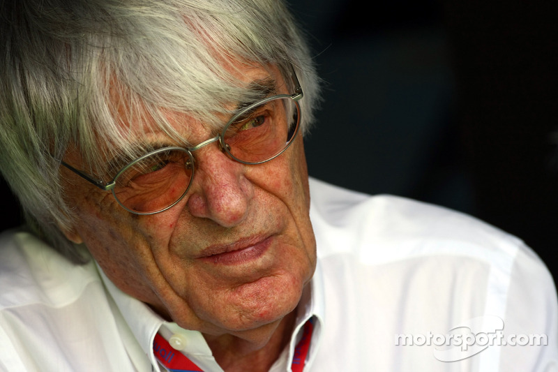 Ecclestone submits new calendar to cancel Bahrain