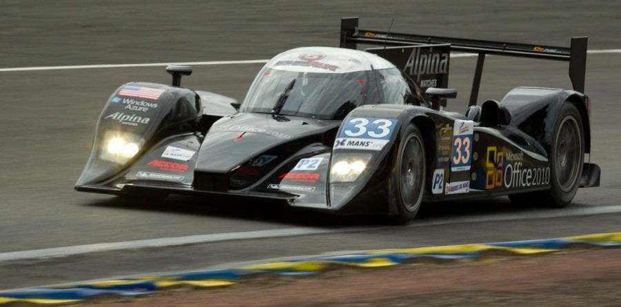 Level 5 Motorsports Le Mans Final Qualifying Report
