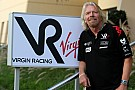 Sponsor Branson committed to struggling Virgin
