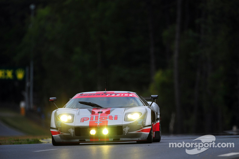 Robertson Racing Le Mans Hour 6 Report