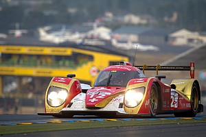 Le Mans Rebellion Racing Le Mans 24H Race Report