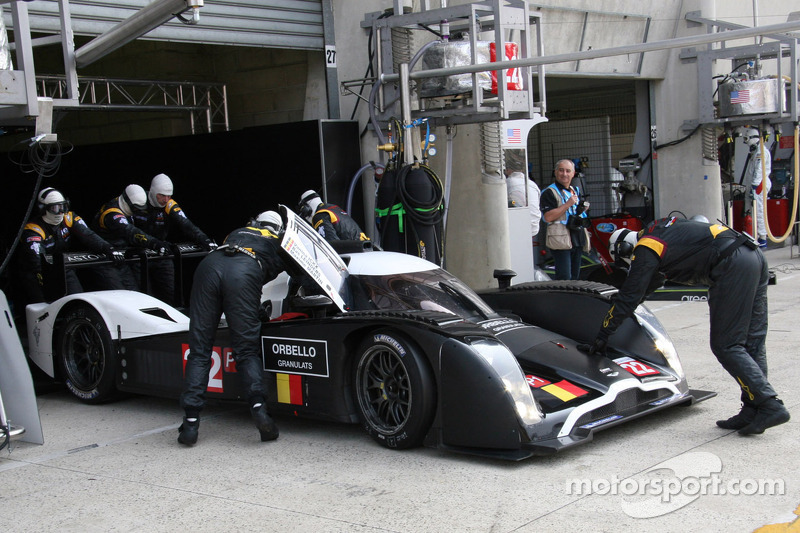 Kronos Racing-Marc VDS Excited About Le Mans Event