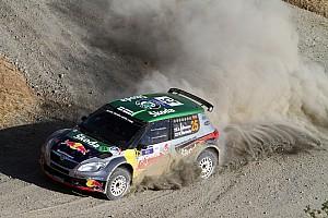 WRC SWRC Teams Arrive At Acropolis Rally