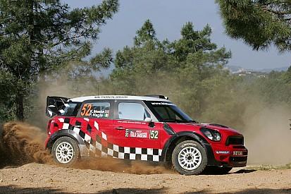 MINI WRC Offers Ride To Lucky Fan