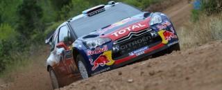 WRC Citroen Aces Swap Positions For Acropolis Rally Lead