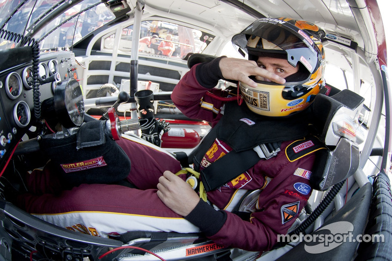 Ricky Stenhouse Jr. Michigan Post-Race Interview