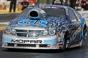 NHRA Allen Johnson Ready For Long Norwalk Weekend