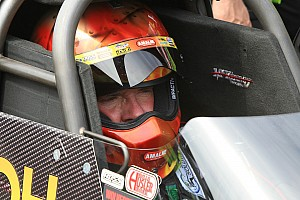 NHRA Terry McMillen Prepared For Norwalk
