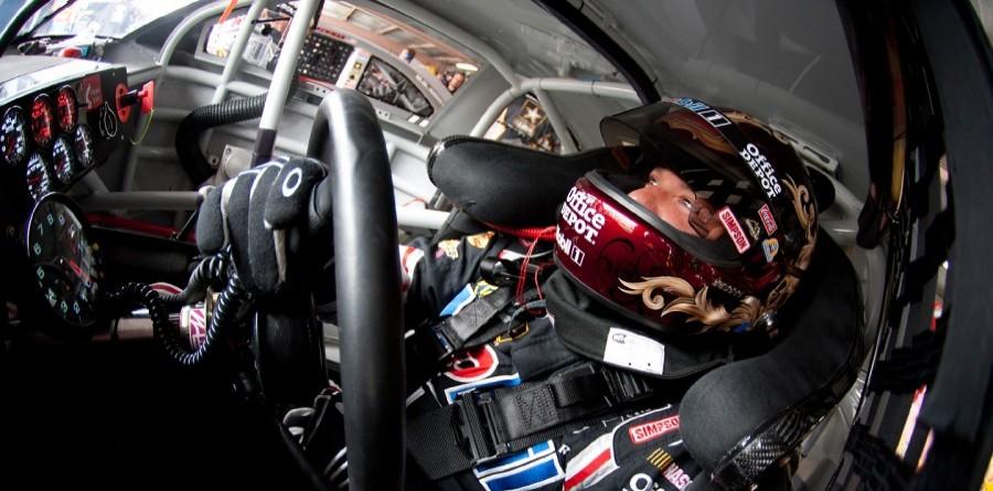 Tony Stewart Leads NASCAR Cup Drivers To Infineon Raceway